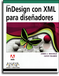 Spanish cover image of of A Designer's Guide to Adobe InDesign and XML